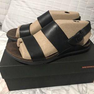 Merrell Leather Sandal - Size 9